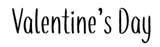 Valentine's Day Mugs